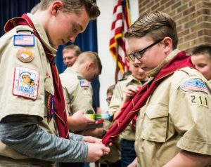 troop 183 noblesville indiana troop 183 is thankful for the